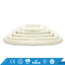 Pet Beds Accessories XXL 100% Polyester Fabric Anti-slip Large Dog Pad Cushion Pet Bedding