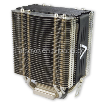 Alseye manufacture AB2509 cool pc cases pc cooling system best cooler for laptop motherboards