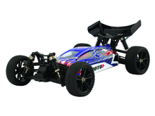 HIMOTO RC CAR 1/10 SCALE RTR 4WD ELECTRIC POWER RC 550 MOTOR & 120A ESC OFF ROAD BUGGY W/2.4G REMOTE
