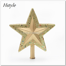 Christmas Tree Top Decoration Star Topper For Home House Table Topper Decor Accessories Ornament For New Year SSD167