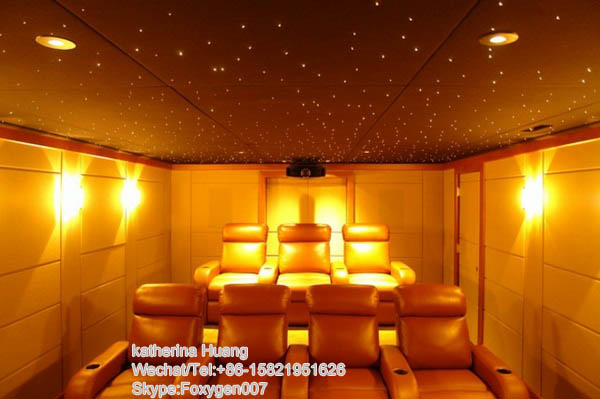 pop ceiling material mobile home ceiling panel star sky ceiling