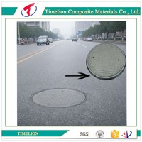 round manhole cover frp grp smc bmc composite materials