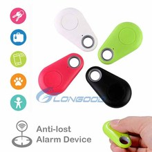Hot Selling keychain phone bluetooth anti lost alarm key tracker finder
