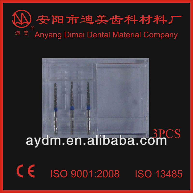 dental diamond burs
