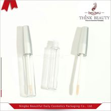 Hot Sale! LED lip gloss with light and mirror lip gloss containers