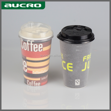 disposable customized paper coffee foam cup