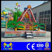 Safety Amusement Rides Outdoor Sports Equipment small pirate ship for sale