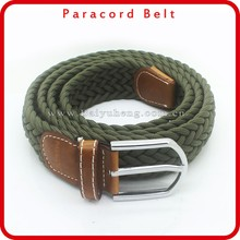 wholesale survival 550 paracord belt