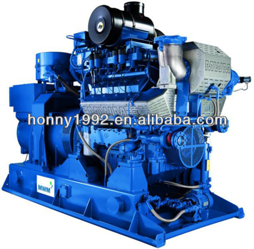 Generator Gas Combine Heating and Power units in China