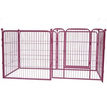 China wholesale double layer folding dog kennels the 5x10x6 dog kennel