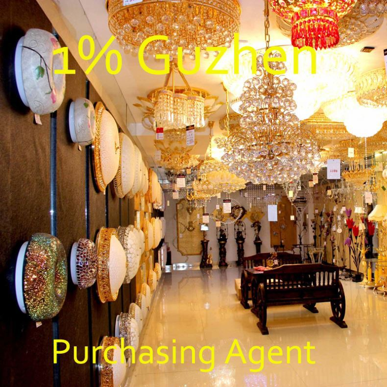 Low Commission Agent Best Service Import China Lamps and lanterns Buying Agent