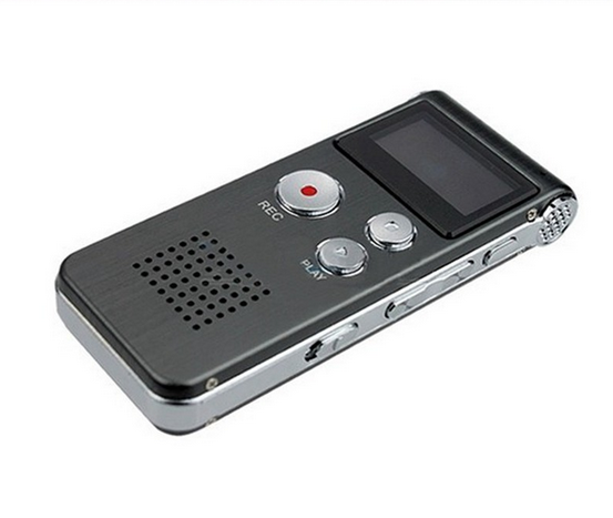 8 GB High Quality Digital Voice Recorder High Definition Sound Recording Pen Intelligent HD Voice Audio Voice Recorder