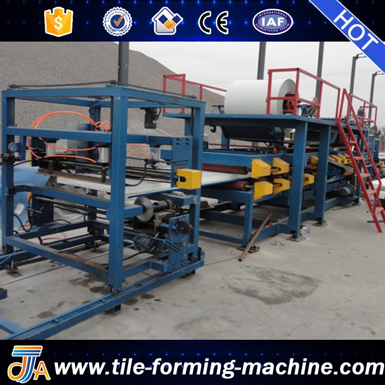 kejo eps sandwich panel roll forming machine by bello lin