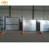 portable fencing hot dip galvanized temporary fence Australia