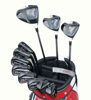 graphite shaft and Titanium head golf driver clubs