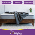 Diglant 10 Inch Gel Infused & 7 Zone Convolution Ventilation Memory Foam Mattress
