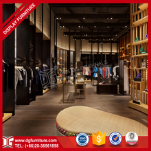 High End Quality Fashion Clothing Store counters/shelves,clothing showroom design