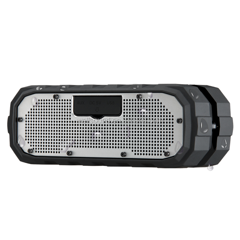 High Quality Waterproof Outdoor Bluetooth Speaker MP3 Player For Sale