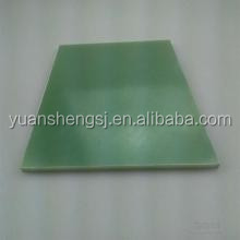 2016 Hot sale epoxy fiberglass sheet g11 insulating plastic sheet