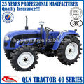 QLN404 cheap wheel mini tractor price list