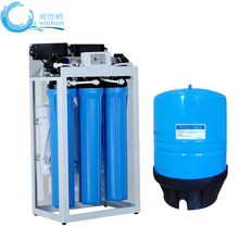 "10"" 20"" Water Purification System, RO Reverse Osmosis Filtration System, Water Purifier Machine for Commercial"