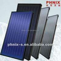 PHNIX flat plate solar collector