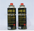 227g gas cartridge / Camping gas / BBQ cooking gas manufacture