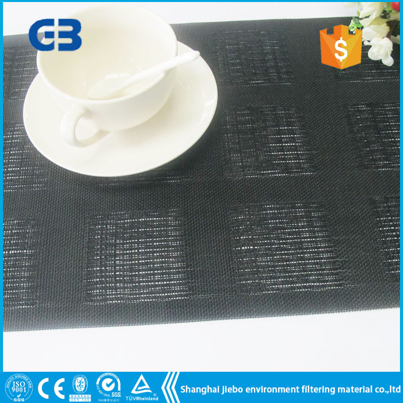 Waterproof wholesale fabric disposable pvc foam placemats