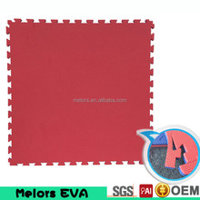 Melors hot sale non slip Martial arts equipment karate/taekwondo eva tatami jigsaw puzzle mats