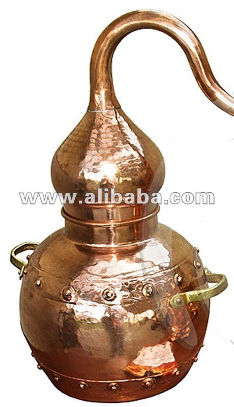 Artisan Copper Pot Still Rum in Bulk