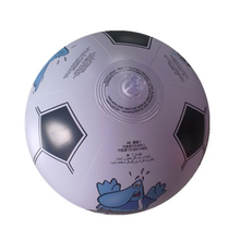 Commercial hot sale eco-friendly custom soccer beach ball