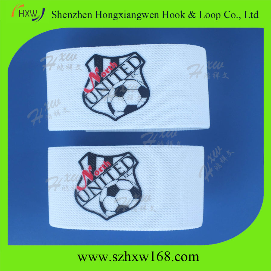 1 Pair Strong elastic Soccer Shin Guard Stays strap