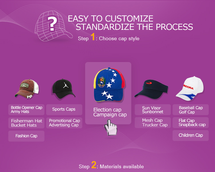 high quality factory price promotion baseball cap gorras