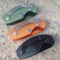 Super Fashion Key Holder EDC Outdoor Aluminum Key Chains Portable Key Organizer