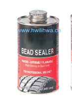 Bead sealer/cement tire repair