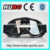 2015 top design adjustable strap motorcycle helmet goggles for adult