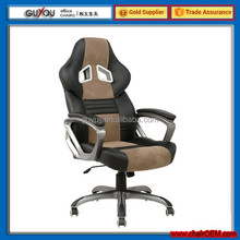 Y 2898 Popular Leather Racing Style Sport Chair with High Quality For Sport / Racing Chair