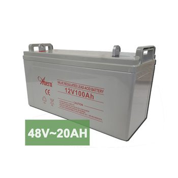 High Capacity 48v 20ah lithium battery