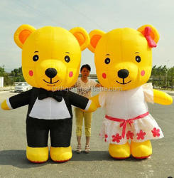 giant inflatable bear,teddy bear,bear costumes