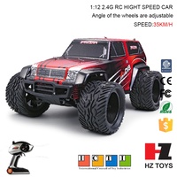 1:12 RC drift car 1/10 tracked vehicle with high quality for kids