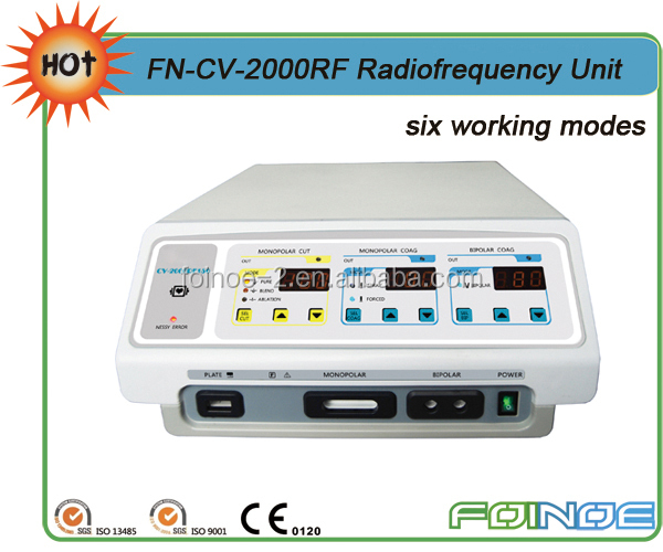 Radio frequency FN-2000RF electrosurgical generator for sale