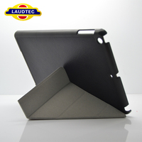 FOR IPAD 5 LEATHER CAS,FOR IPAD 5 FOLDING CASE,NEW DESIGN FOR IPAD 5 LEATHER CASE MADE IN CHINA