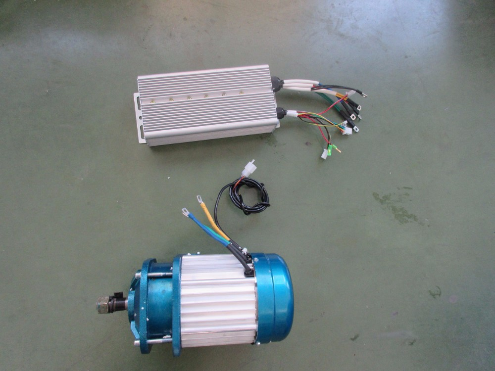 48v1200w electric motors for electric vehicle