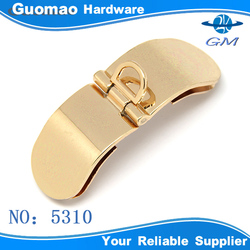 Special light gold hardware lock decoration wholesale
