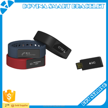 Waterproof 3D Pedometer Fitness Tracker Sleep Monitor Smart Bracelet
