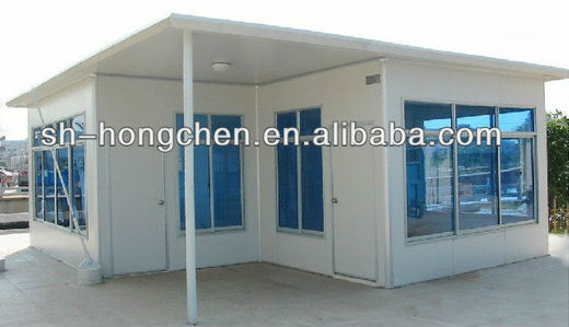 New style prefab house / office container house unit / modular homes