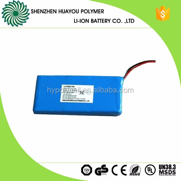 Wholesale China Import Separator 11.1V 1600mAh POS Machine Li ion Battery Cell