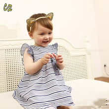 China supplier make fancy plain baby headbands wholesale