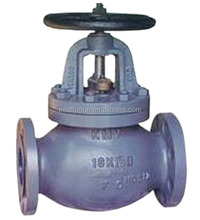 JIS 10K Cast Iron Globe Type Water Manual Valve