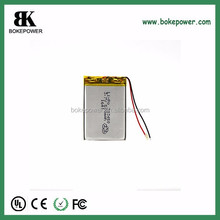 3.7V 170mah 332430 battery lipo or lipo battery 3.7 v